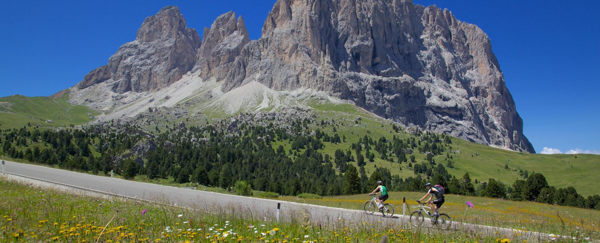 Voyage à vélo Italie : Vélo et rando dans les dolomites