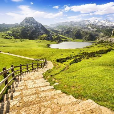 De Bilbao aux picos de Europa