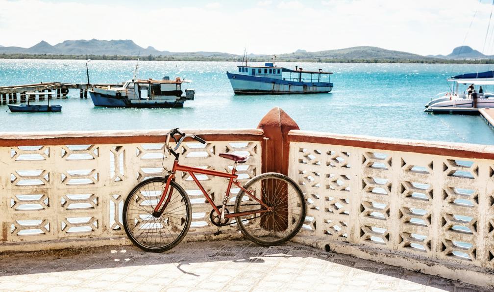Image Cités coloniales et parcs de cuba à vélo