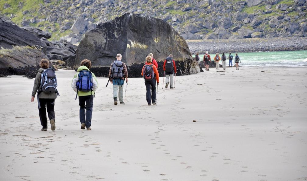 Image La traversée des îles lofoten