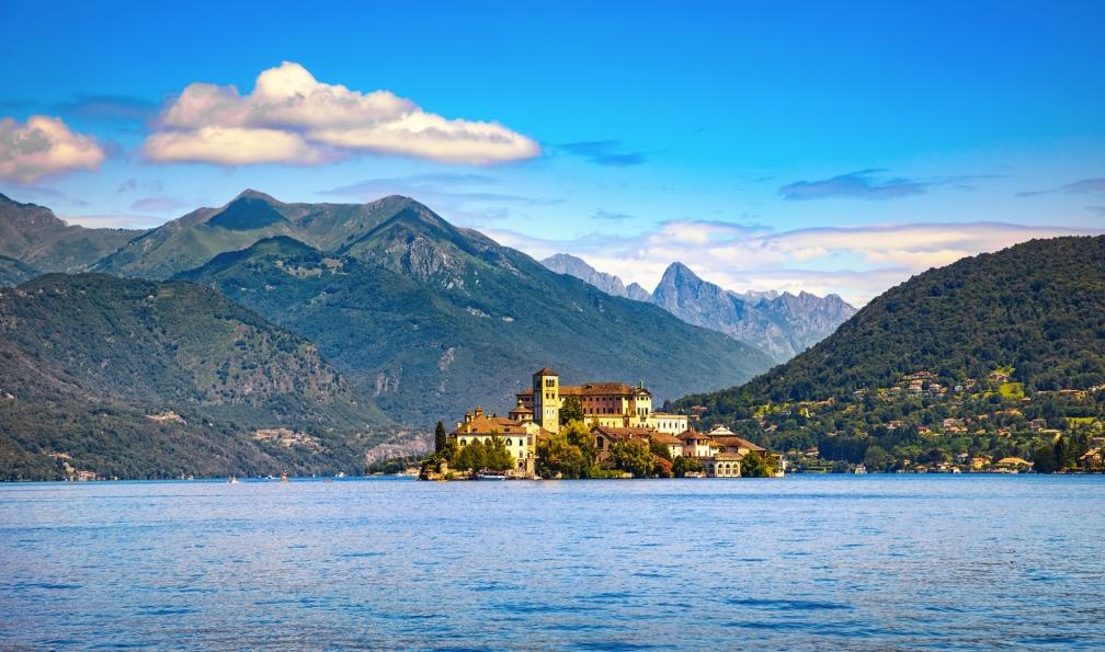 Chambre D Hote Lac Orta Italie