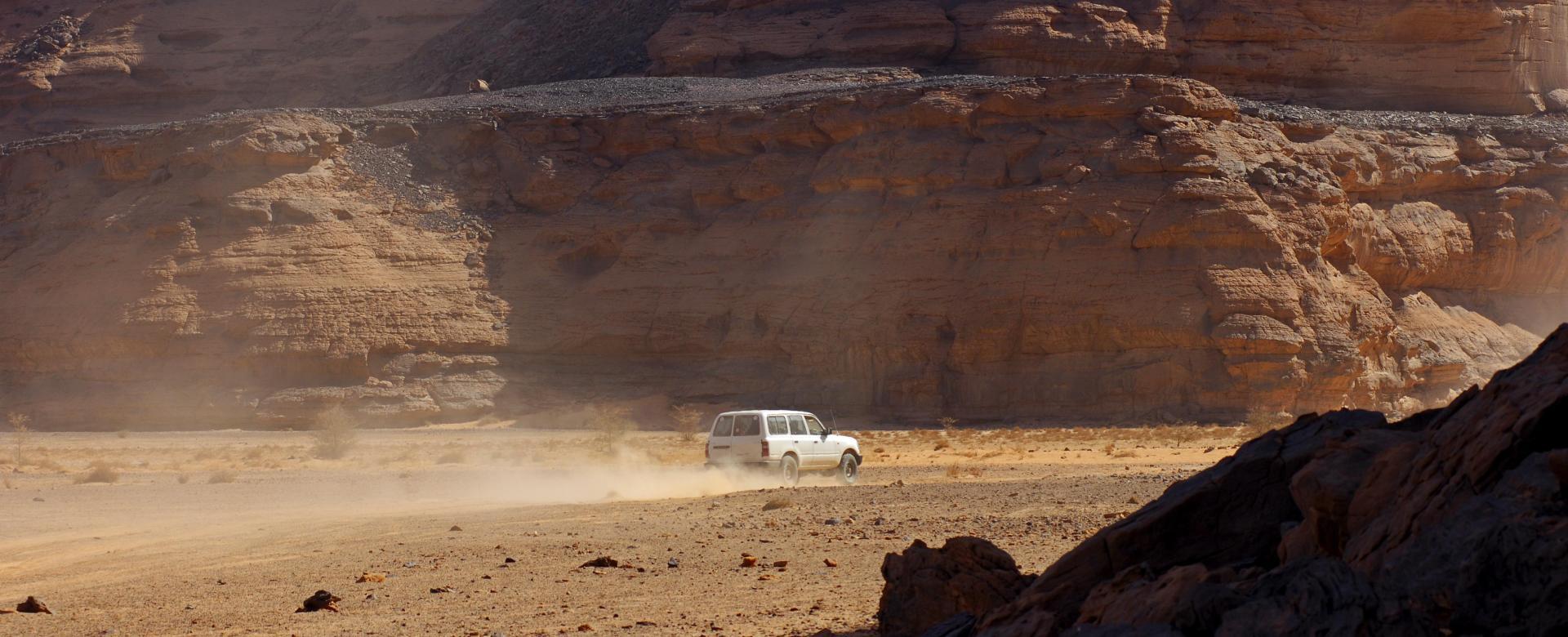 Voyage en véhicule : Mauritanie : Panorama sur l\'adrar : de ouadane à terjit