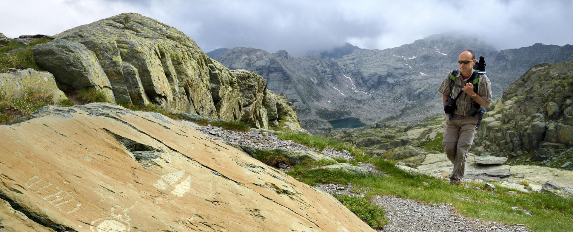 Voyage à pied : Mercantour et vallée des merveilles