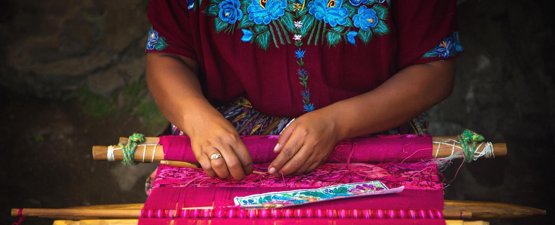 Voyage à pied Guatemala : Terres mayas, volcans et caraïbes