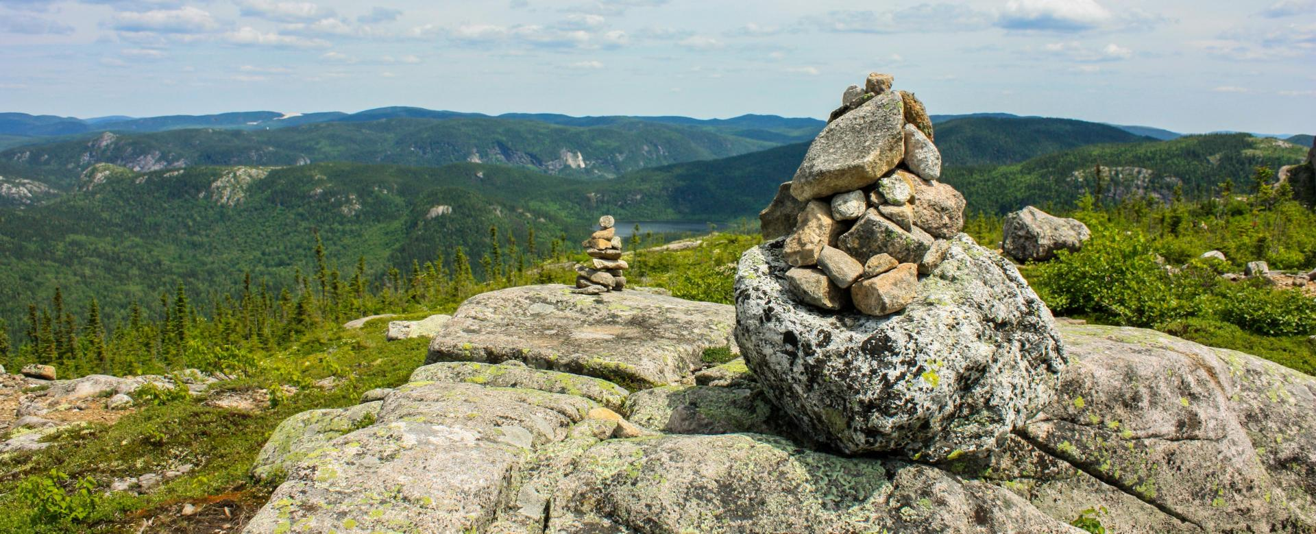 Voyage sur l'eau : Québec, la belle province
