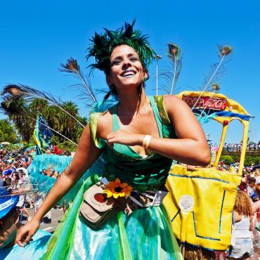 Carnaval métis de Mindelo