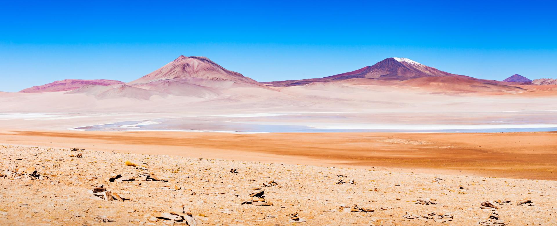 Voyage à pied : Du lac titicaca au sud-lípez