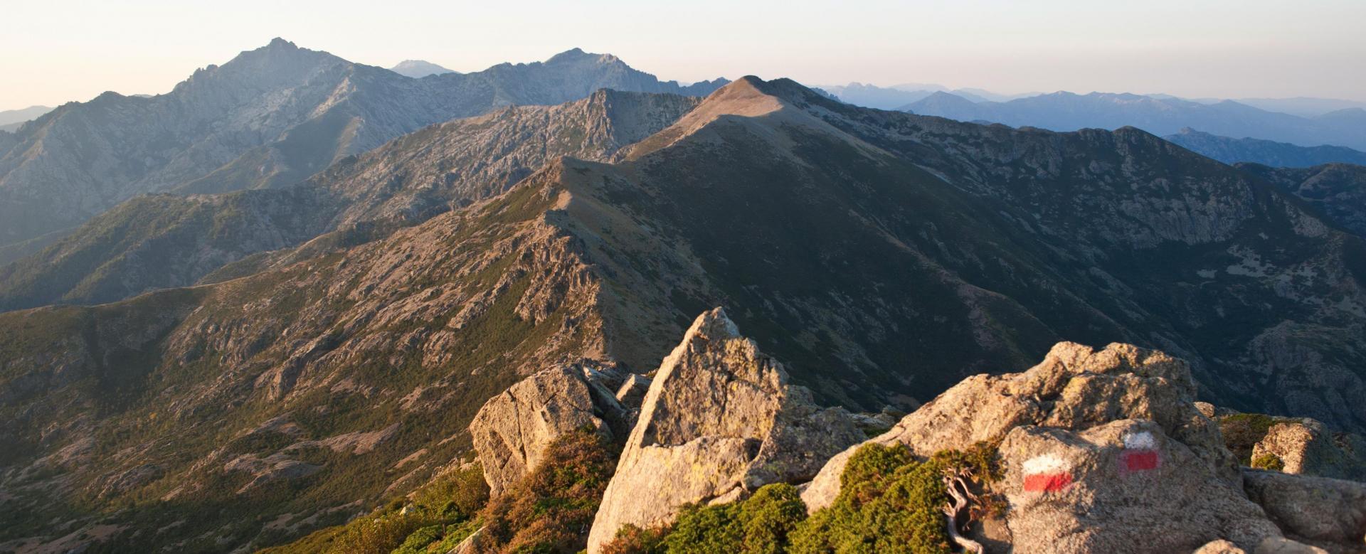 Voyage à pied : Corse : Le trail du gr20