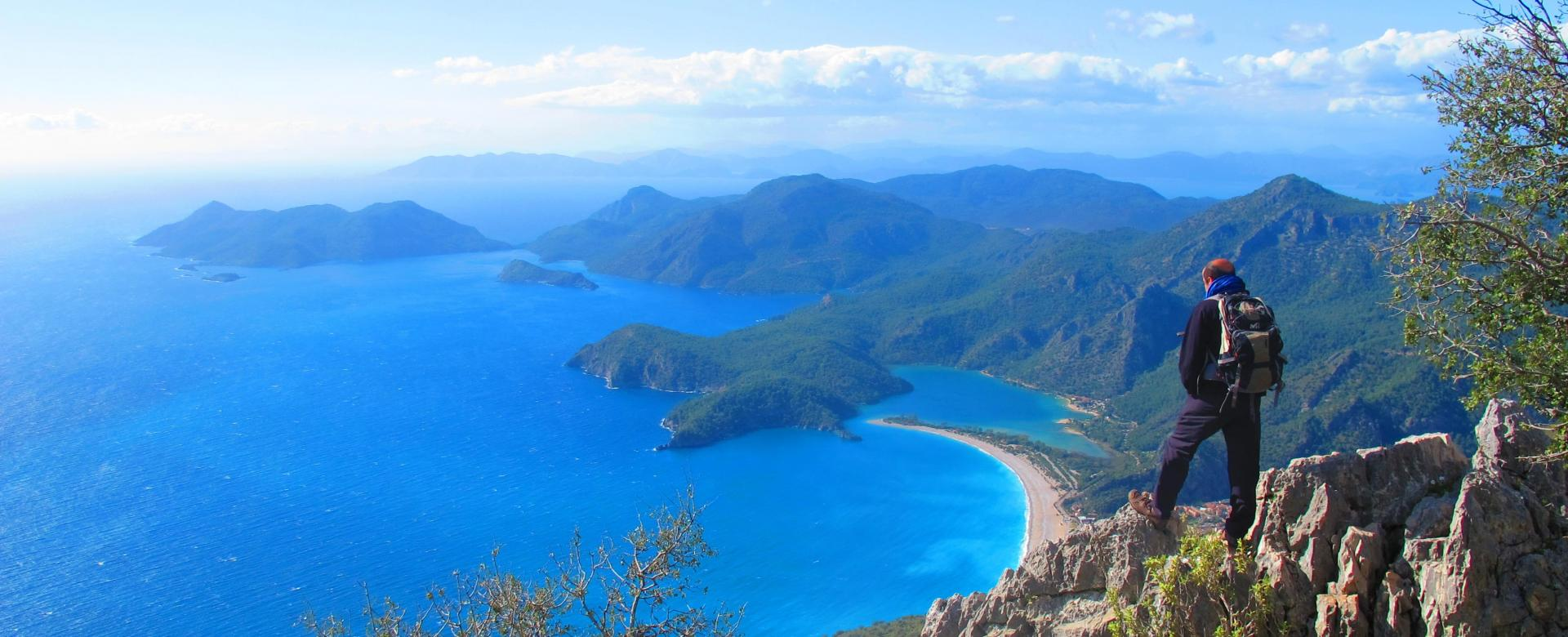 Voyage à pied Turquie : Lycian way