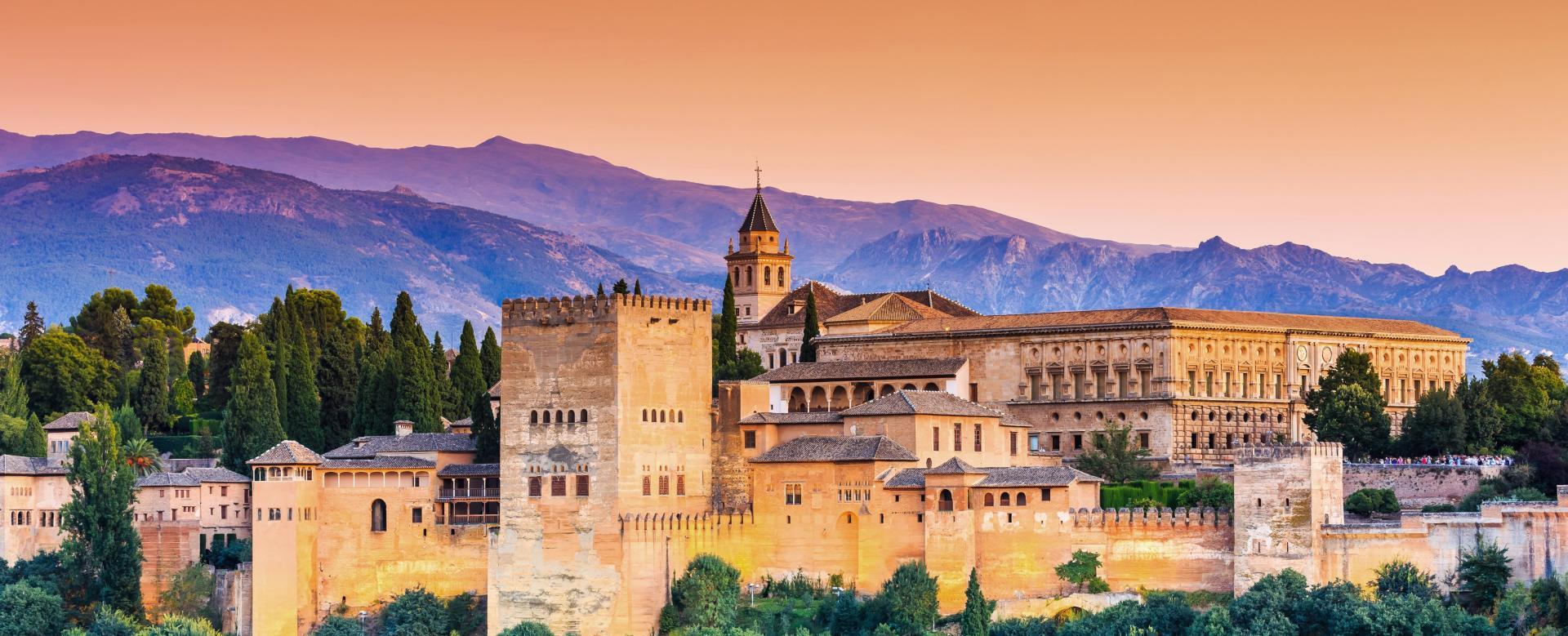 Voyage à pied Espagne : Sierra d'andalousie