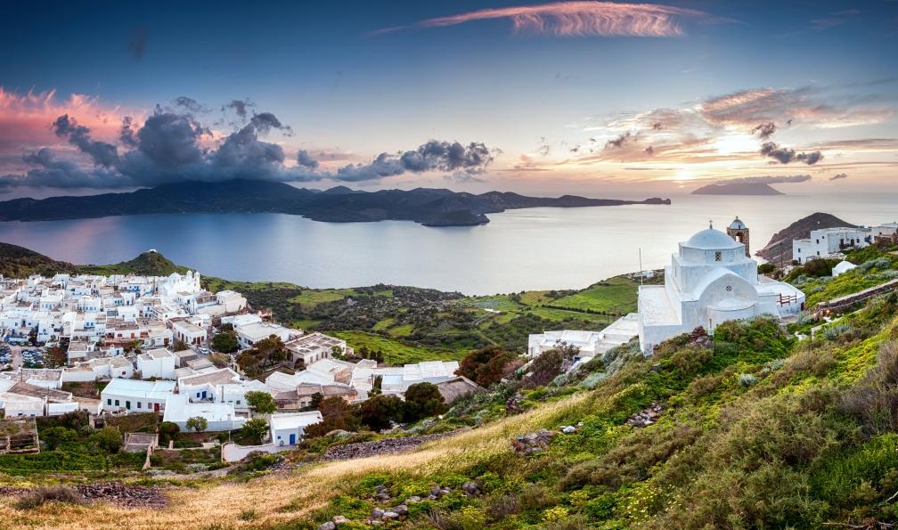 Image Cyclades : sifnos, milos, kimolos et sérifos