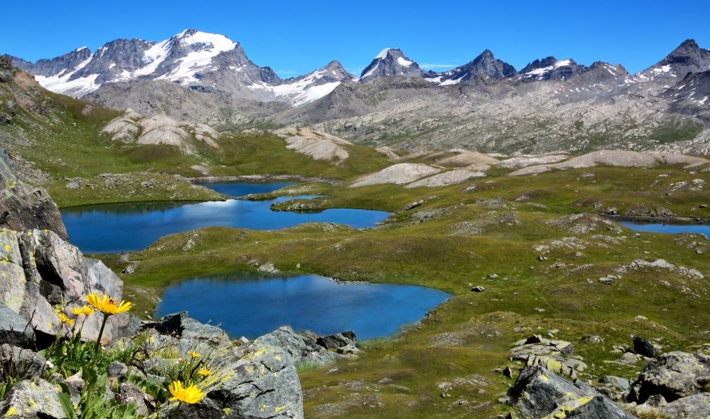 Image La haute route du grand-paradis (4061 m)