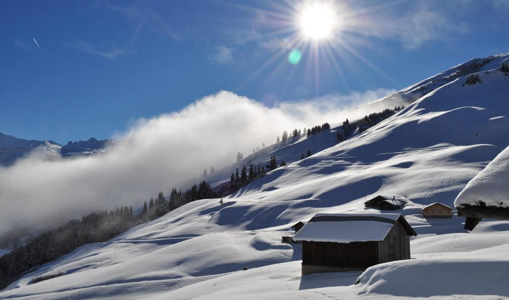 Image Les alpages du beaufortain