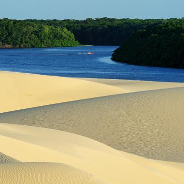Le Nordeste: de Fortaleza à São Luis
