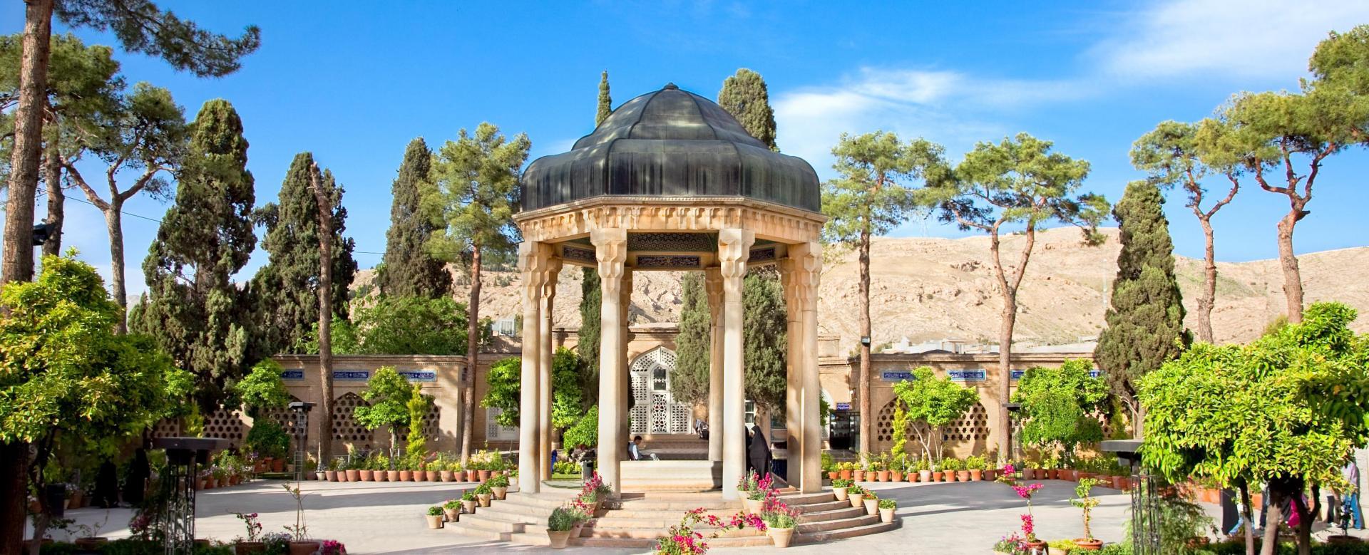 Voyage à pied : Iran, un rêve persan