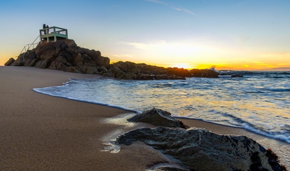 Image De porto à compostelle par la côte