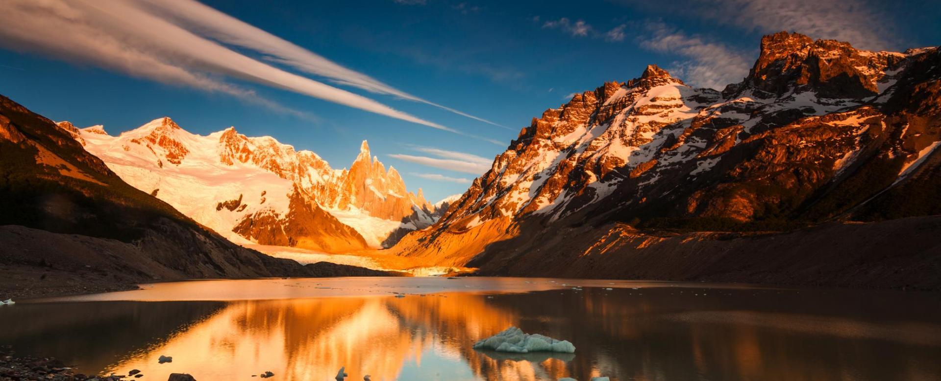 Voyage à pied : Patagonie-terre de feu