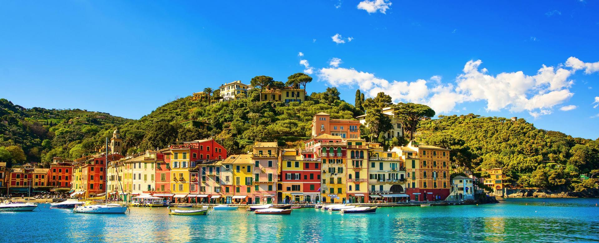 Voyage à pied : Portofino et cinque terre