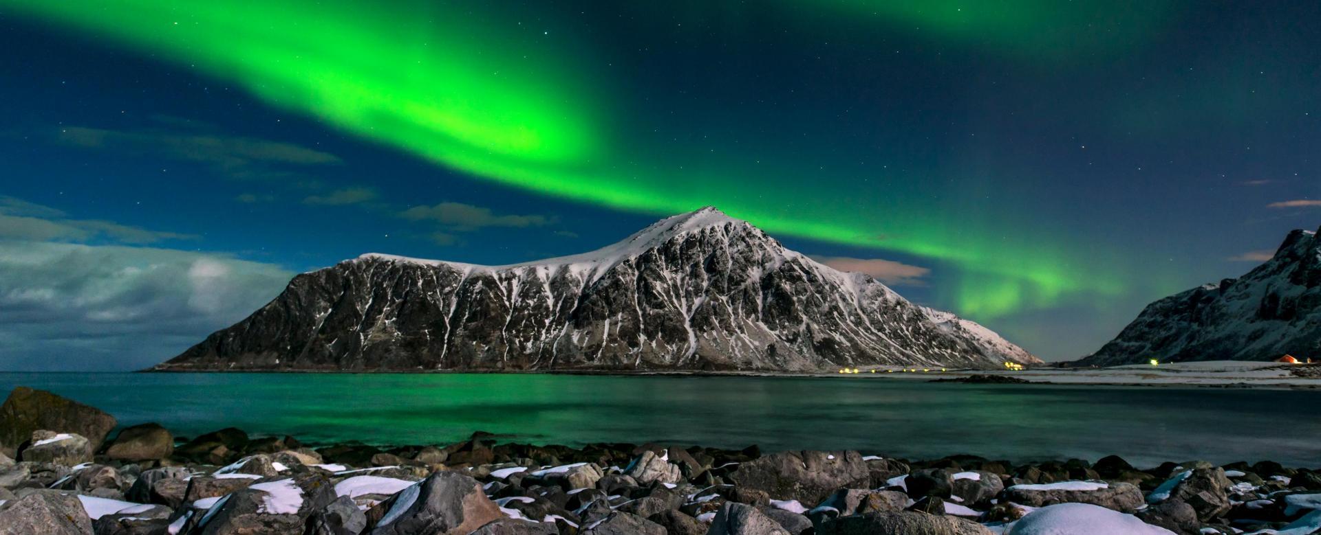 Voyage à la neige Norvège : Multiactivités sur l'île de senja