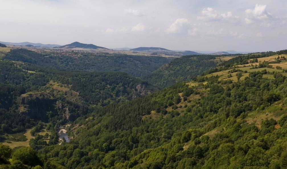 Image Le chemin de stevenson puy en velay - chasseradès