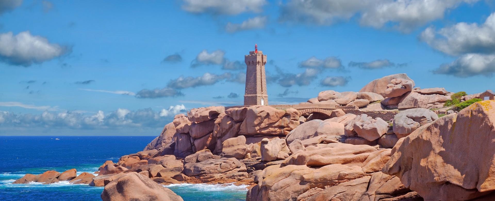 Voyage à pied : Bretagne, le sel de la terre