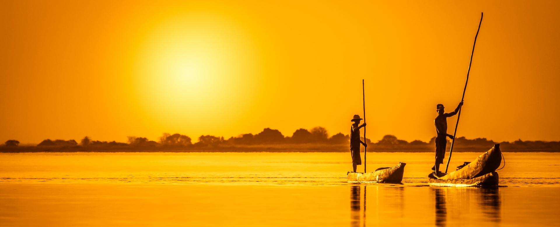 Voyage à pied : Les grands tsingys de l\'ouest