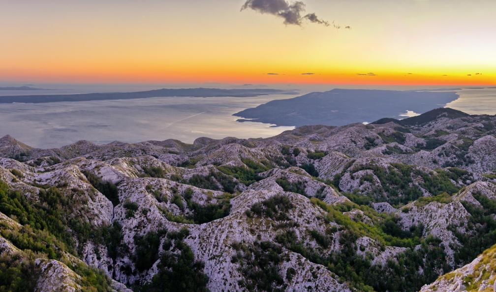 Image Parcs et îles de dalmatie