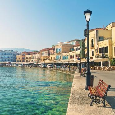 Le grand tour de Crète