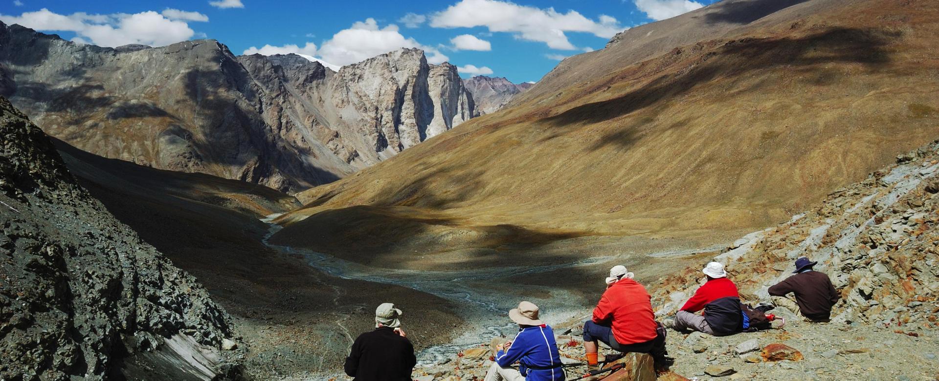 Voyage à pied Inde : Ladakh : la vallée de markha