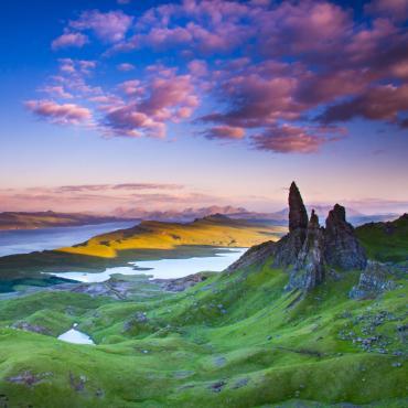 De l'île de Skye aux rives du loch Ness