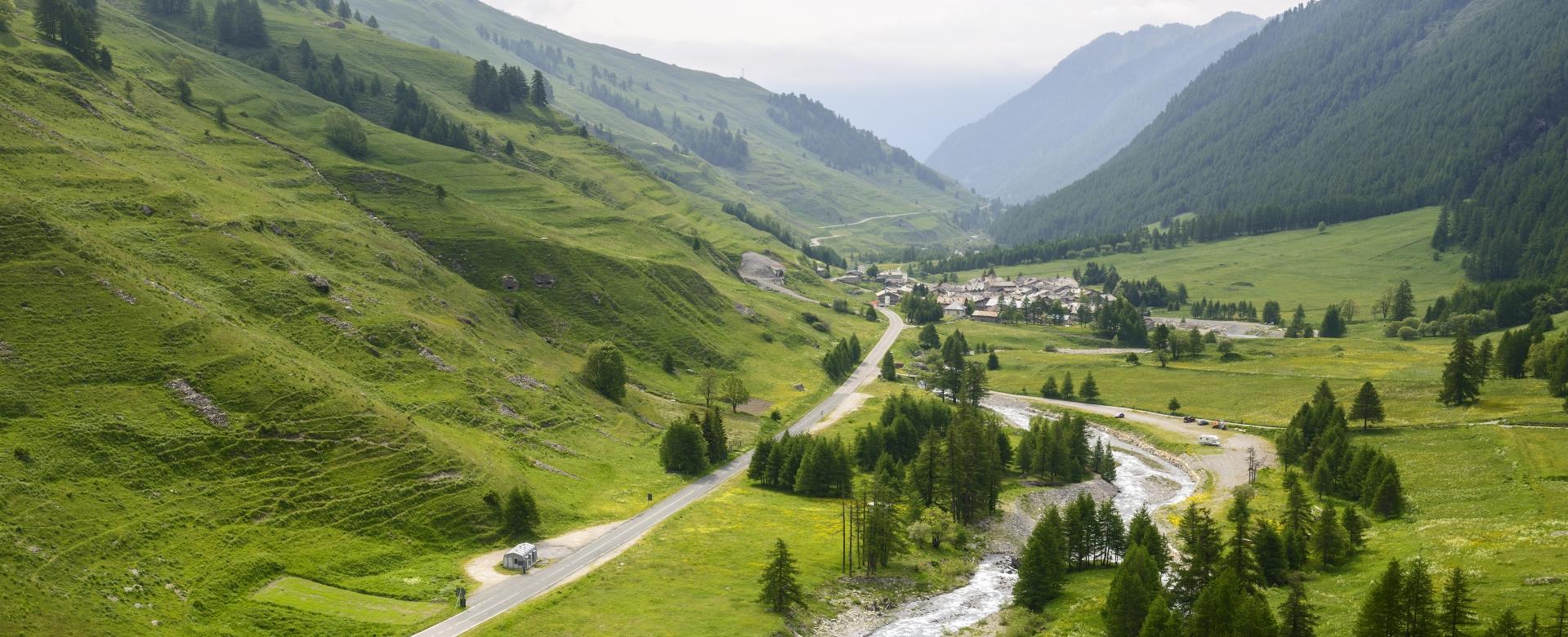 Voyage à pied : Alpes du Nord : Découverte du val maira