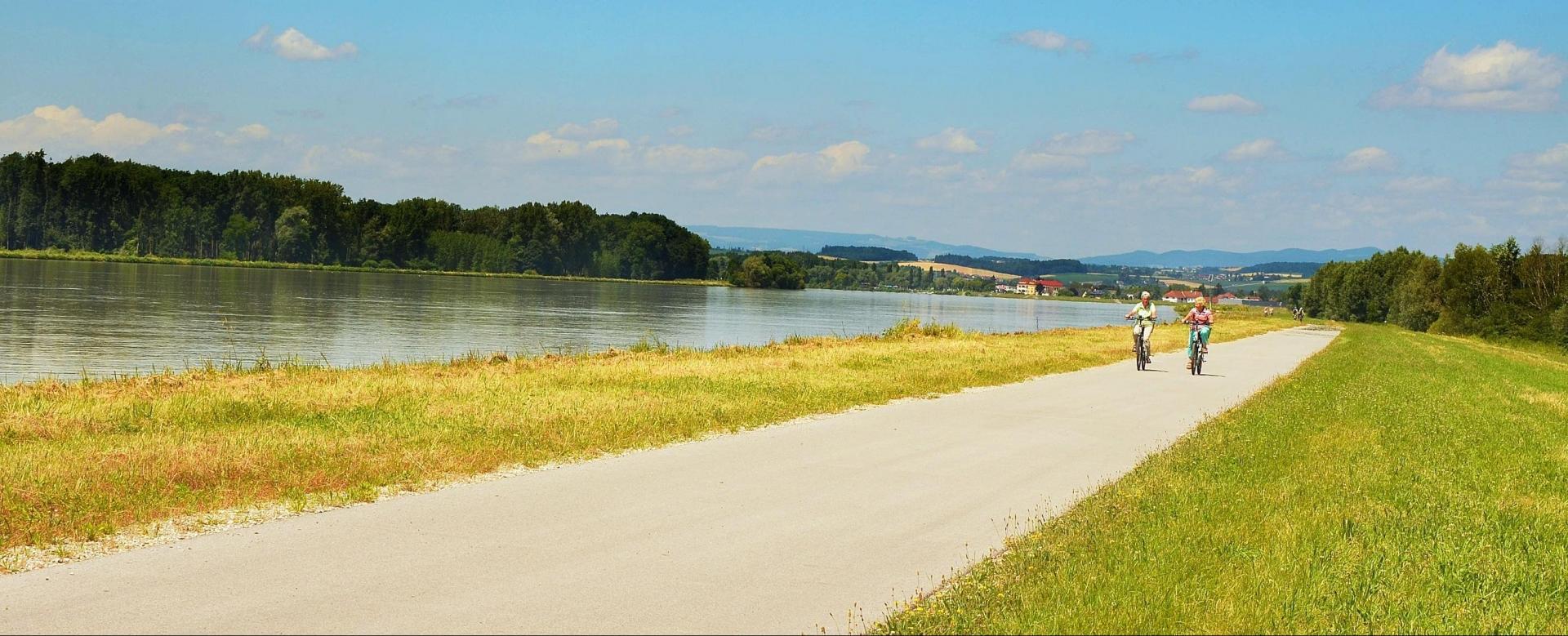 Voyage à vélo Autriche : Le long du danube à vélo en famille