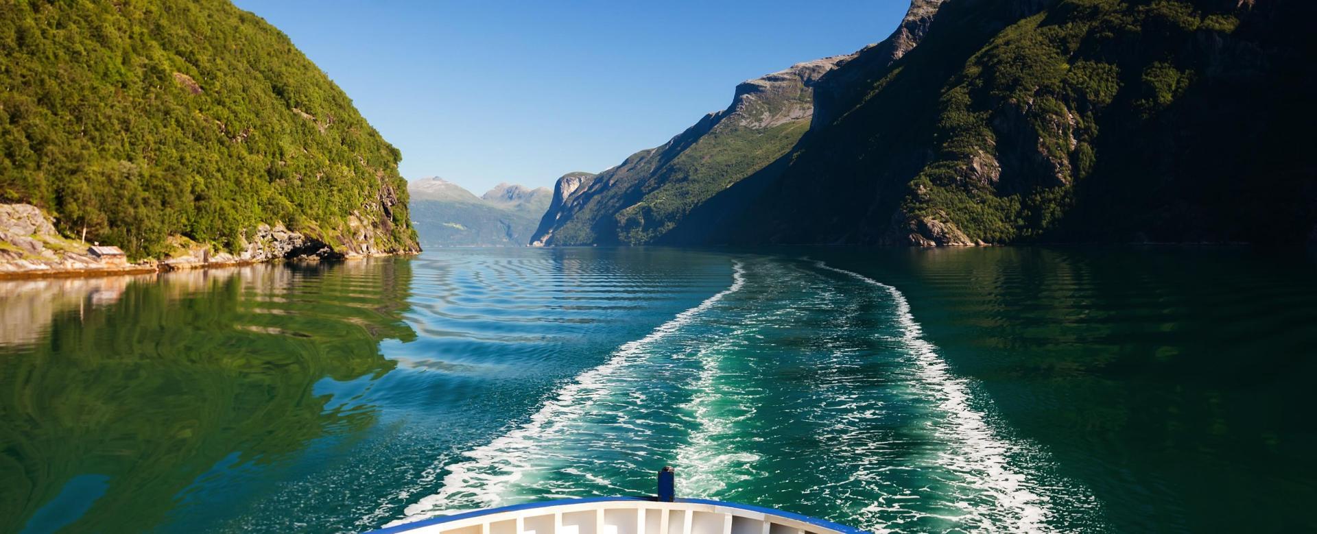 Voyage en véhicule Norvège : Les fjords du sud norvégien