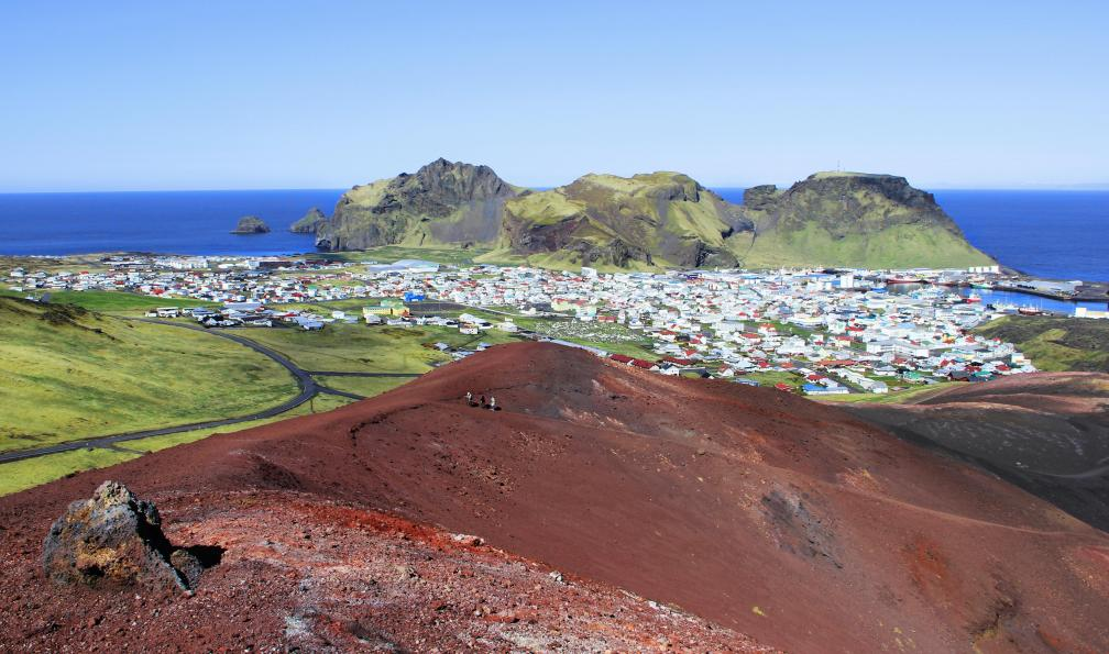 Image Côte sud et îles vestmann