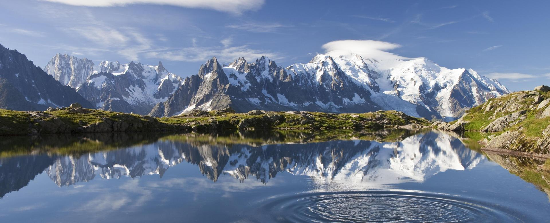Voyage à pied : Le tour du mont-blanc en 7 jours