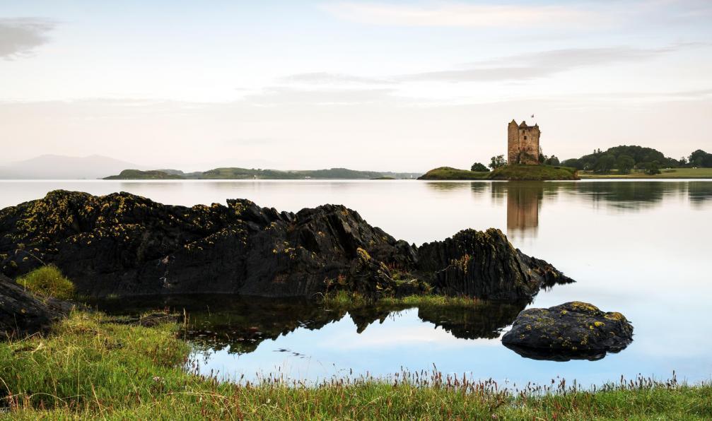 Image De l'île de skye aux rives du loch ness