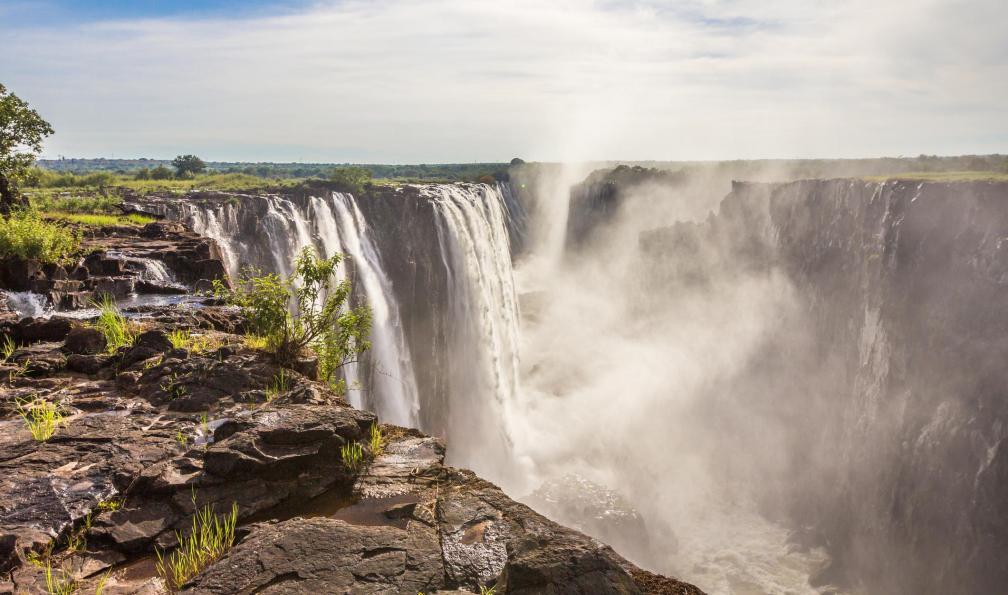 Image Du namib au zambèze