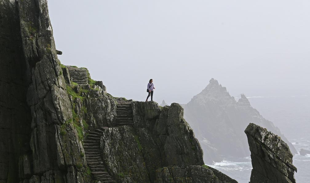 Image Des falaises de moher aux îles du kerry