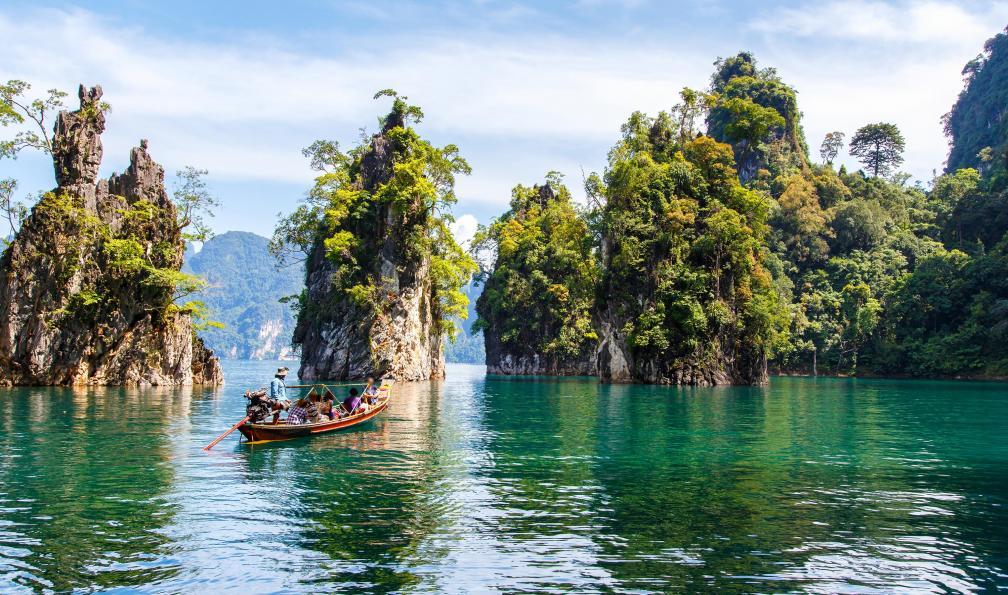 Image Parcs du sud et île ko phaluai