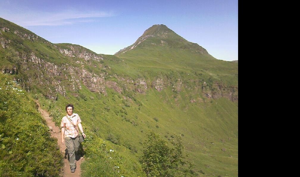 Image Volcan, rando et détente