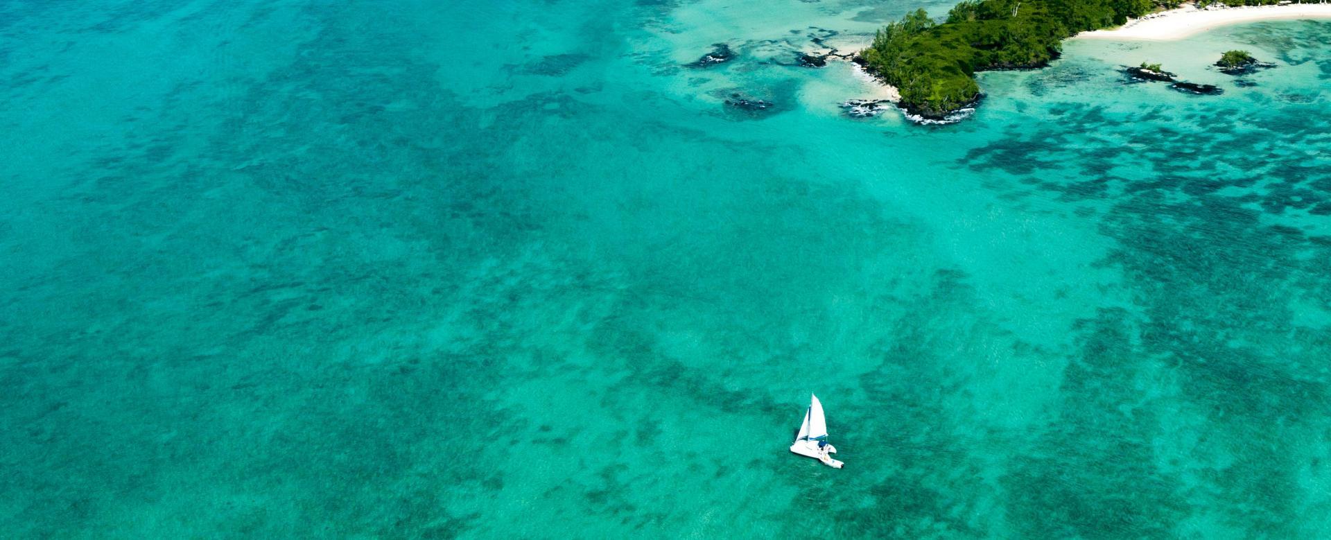 Voyage à pied : Cimes et lagons de l'île maurice
