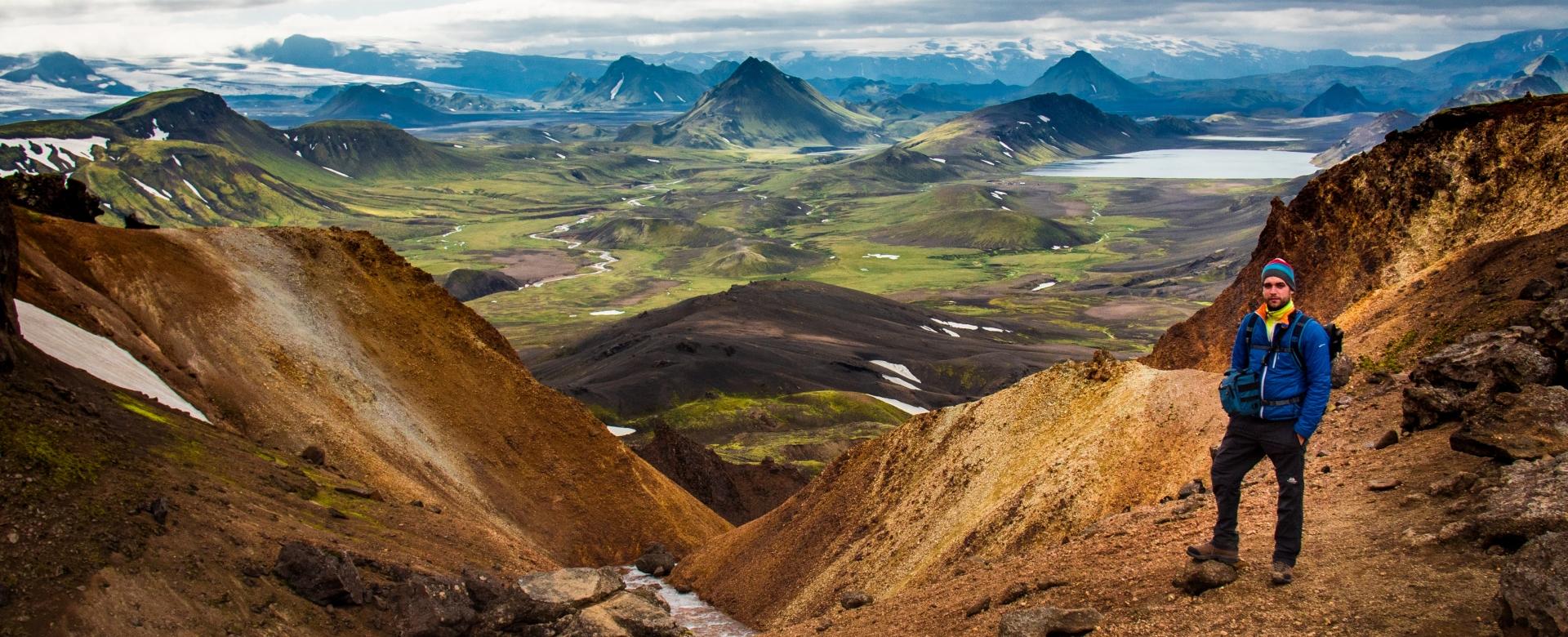 trek du laugavegur - c u00f4te sud et laugavegur - trekking - islande