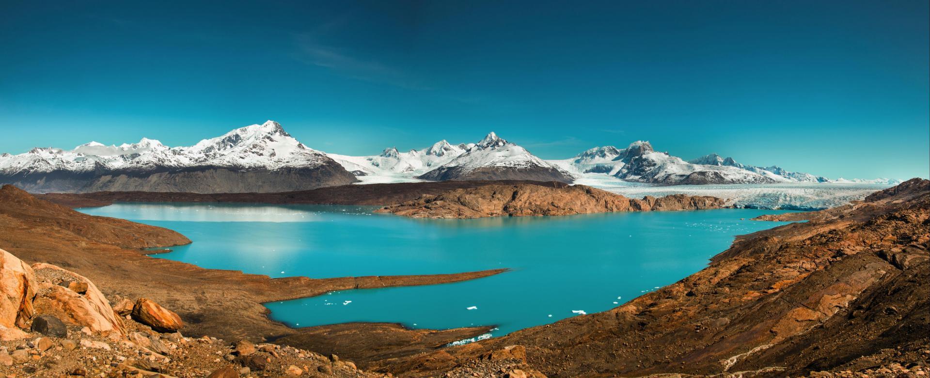 Voyage à pied : De la terre de feu à la patagonie