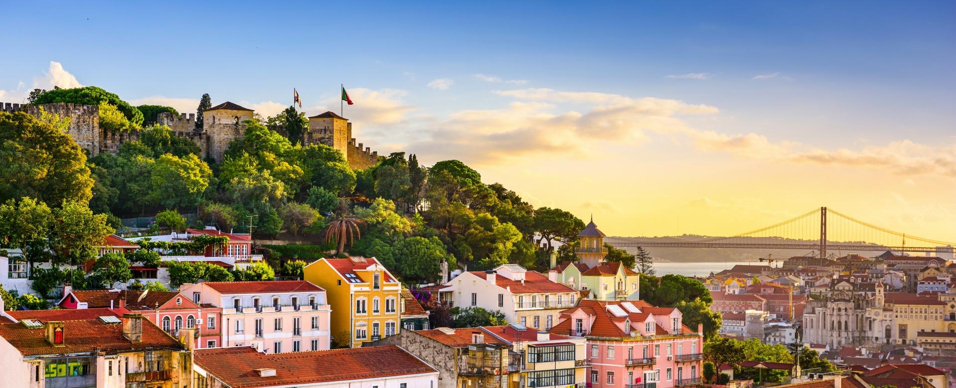 Voyage sur l'eau : Sintra et lisbonne : au coeur des fêtes