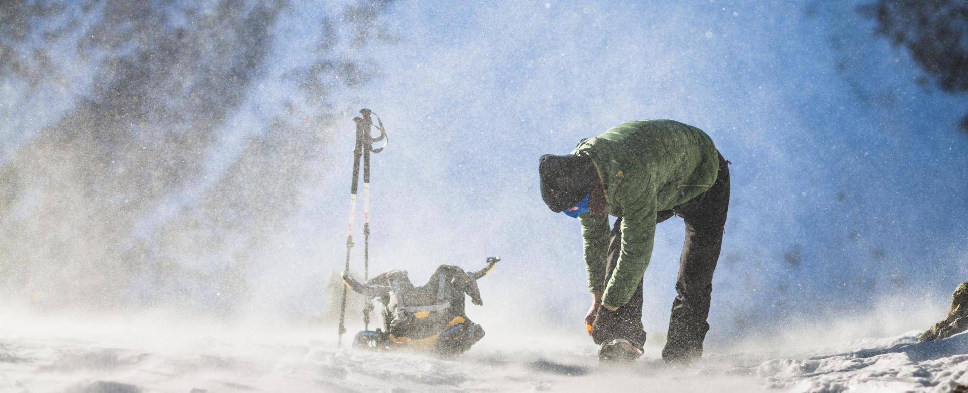 Voyage à pied : Bulgarie : Réveillon sous la neige au monastère de rila