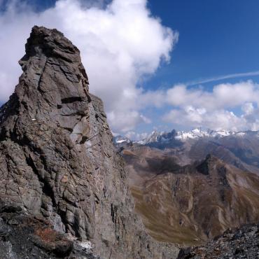 Vires et sommets en Queyras