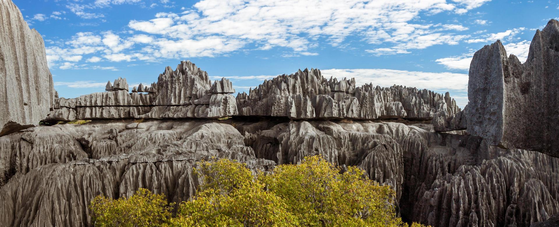 Voyage à pied : Dédale des tsingy et côte sauvage