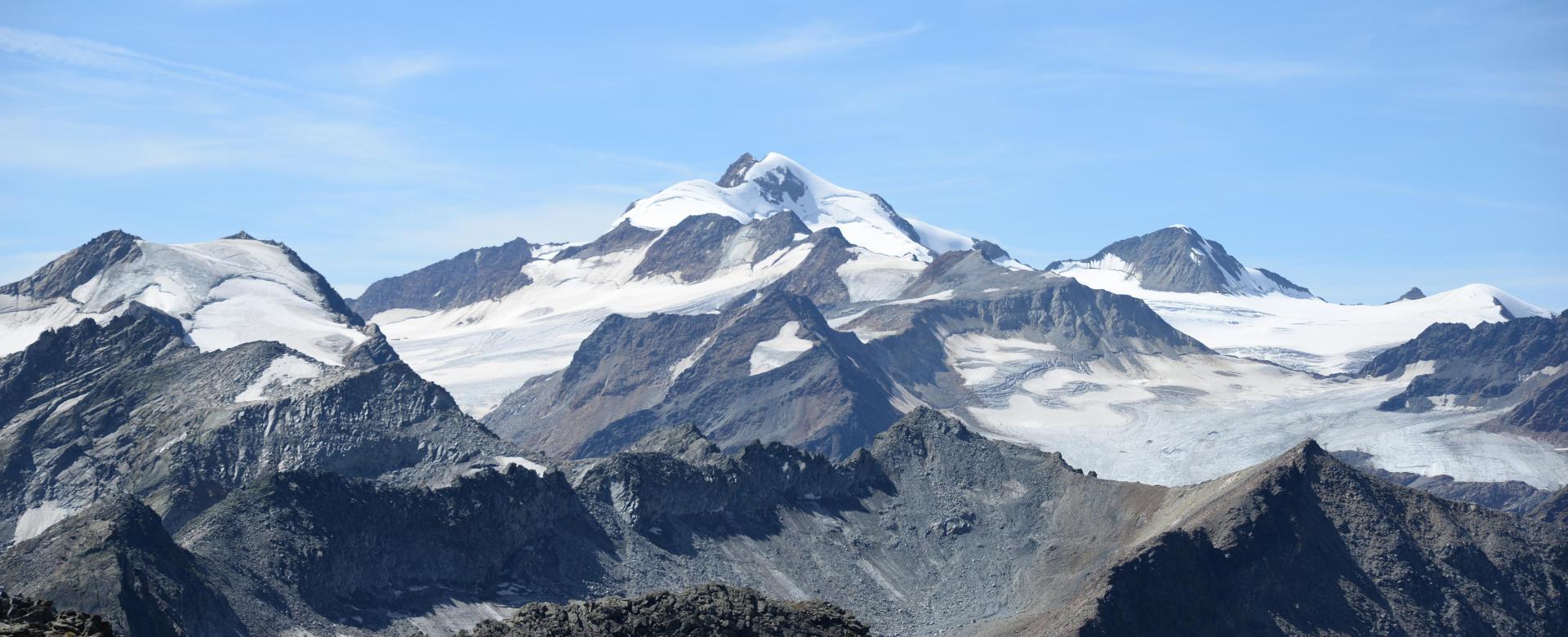 Voyage à pied : Haute route du tyrol