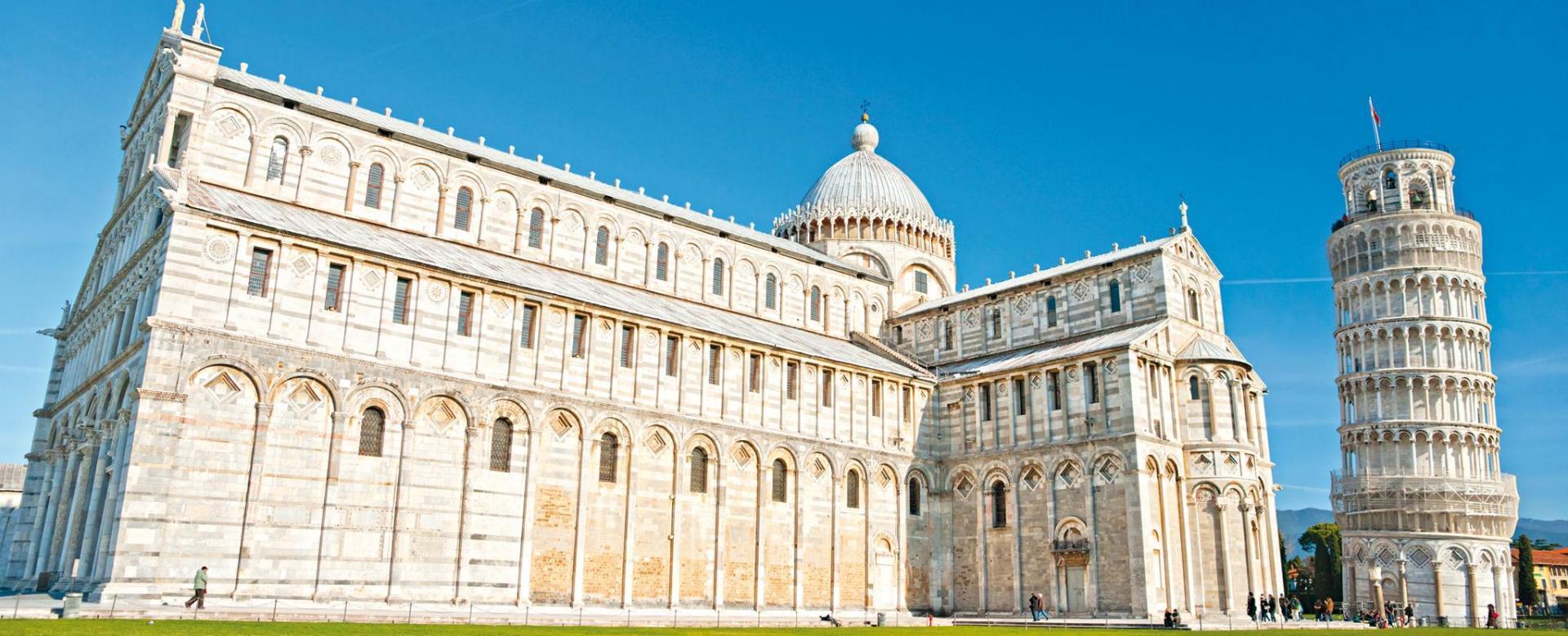 Voyage en véhicule Italie : La via francigena à vélo : de pise à sienne
