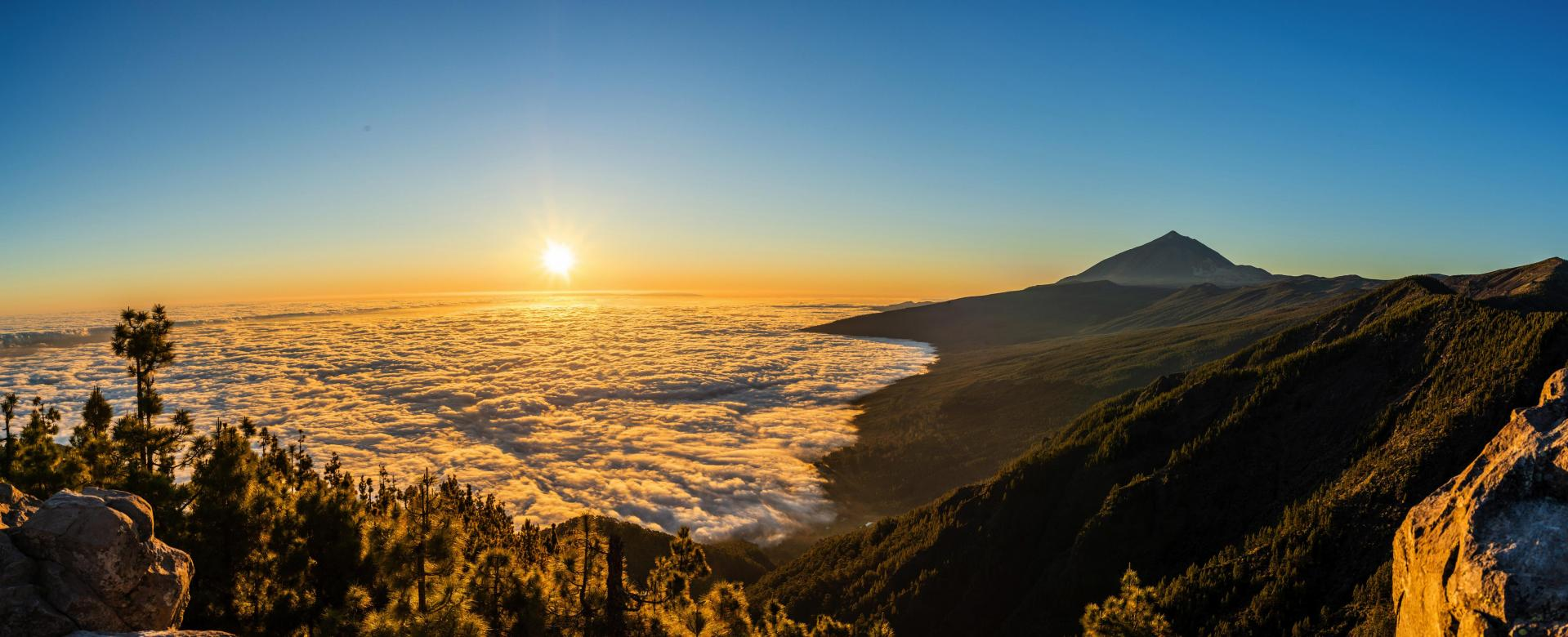 Voyage à pied : Le trail des volcans : tenerife et la palma